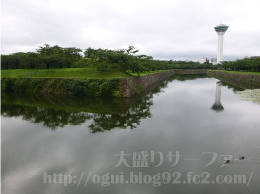 函館観光五稜郭タワー五稜郭公園デカ盛りの聖地015