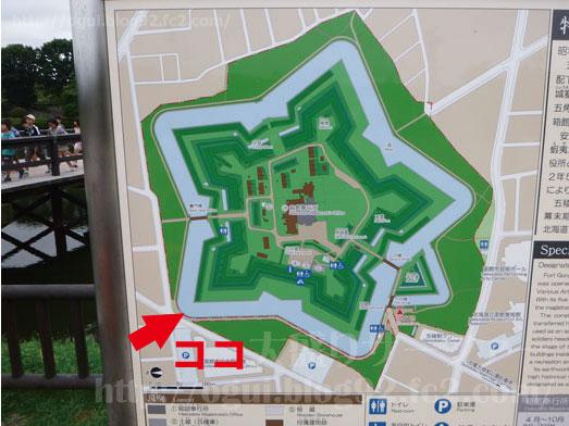 函館観光五稜郭タワー五稜郭公園デカ盛りの聖地016