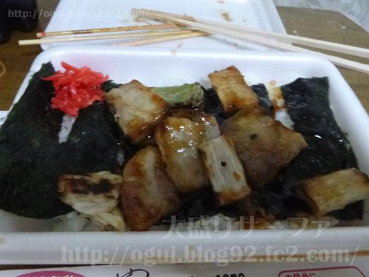 函館名物ハセガワストアのやきとり弁当大盛り020