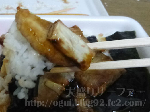 函館名物ハセガワストアのやきとり弁当大盛り021