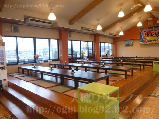酒田市海鮮どんやとびしまの朝食メニュー016