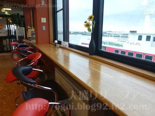 酒田市海鮮どんやとびしまの朝食メニュー018