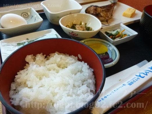 酒田海鮮どんやとびしまの朝めし定食とづけ丼034