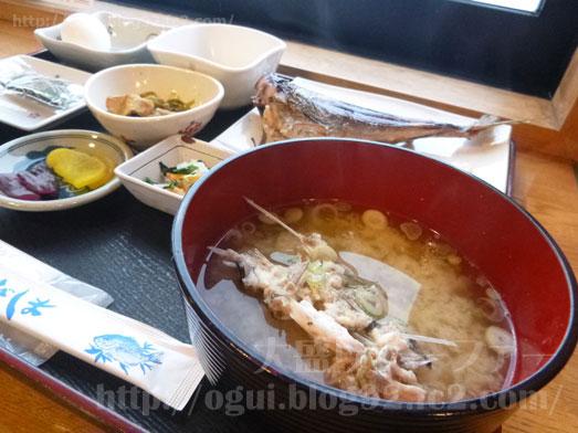 酒田海鮮どんやとびしまの朝めし定食とづけ丼035