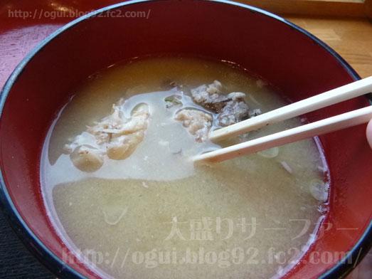 酒田海鮮どんやとびしまの朝めし定食とづけ丼051