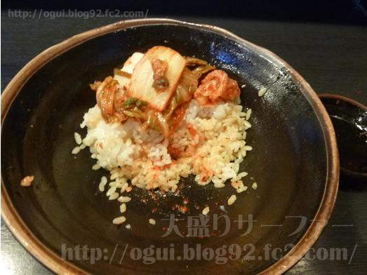 秋葉原焼肉丼たどんのBIG丼027