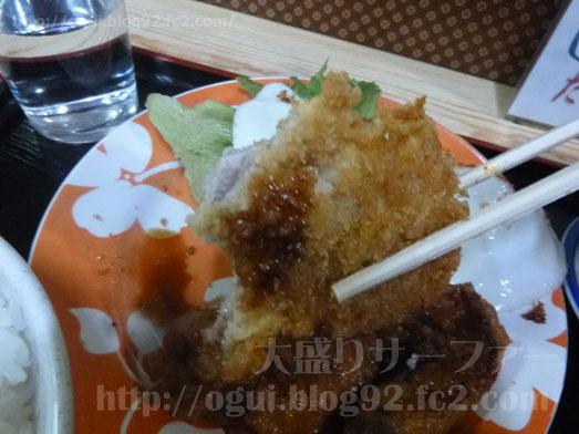函館たつみ食堂ジャンボとり定食やランチメニュー052