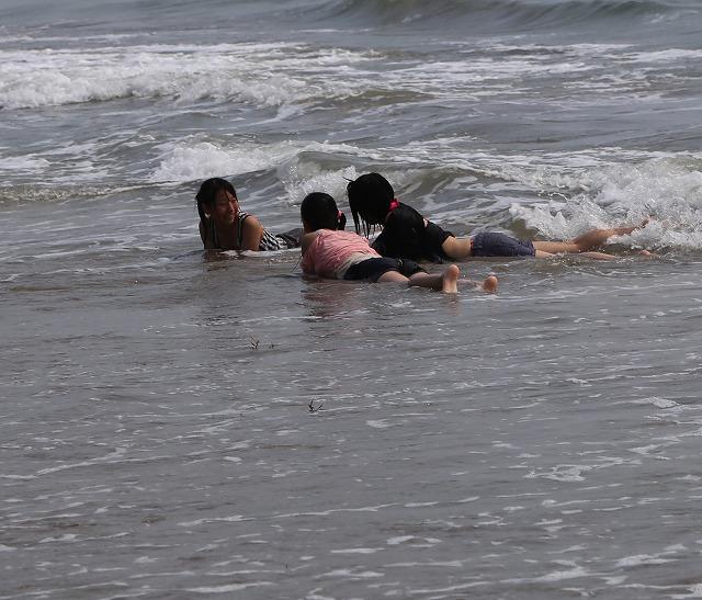海 稲佐の浜