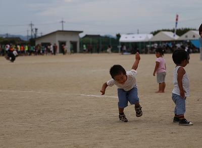 子供運動会