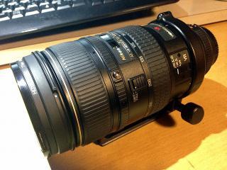Nikon Ai AF VR Zoom-Nikkor 80-400mm f/4.5-5.6D ED