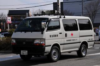 献血運搬車