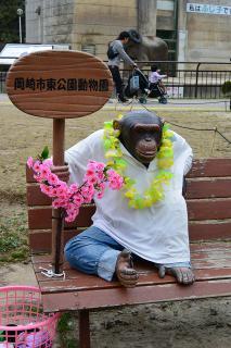 東公園動物園 ジミーくん