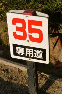 バス専用道
