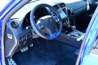 LEXUS IS F(FSWオフィシャルカー)