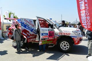 TLC(Team Land Cruiser TOYOTA AUTO BODY) ランドクルーザー200