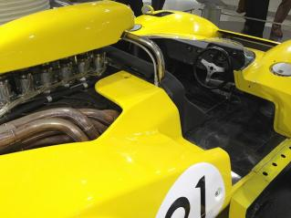 NISSAN R382(1969年)日本グランプリ優勝車