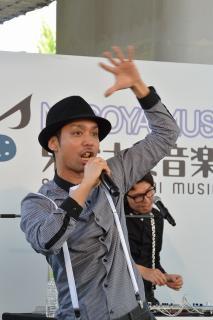 栄ミナミ音楽祭 '13 カルテット.