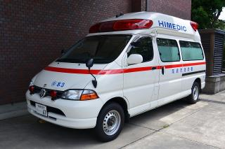 高規格救急自動車 中救急3号車 トヨタTC-VCH38S