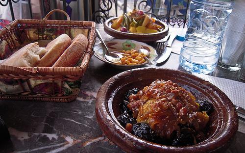 1553モロッコ料理