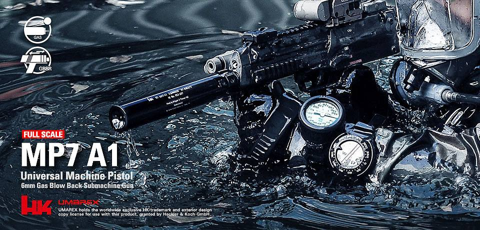 VFC H&K MP7 A1