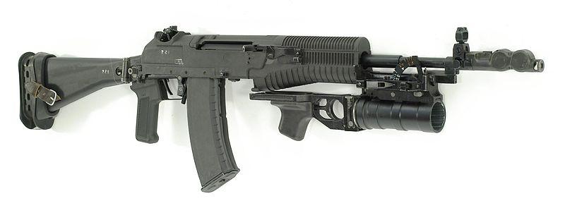 AN-94 アバカン