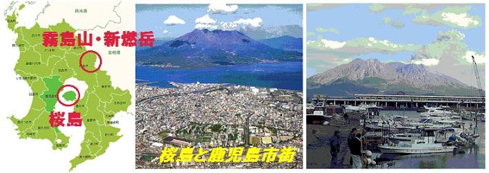 桜島イメージ