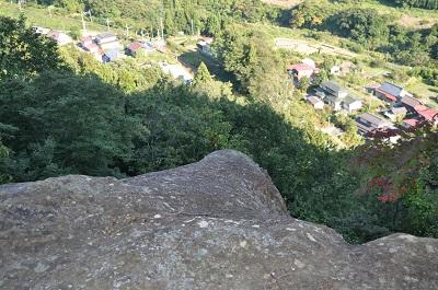 弓張り岩2