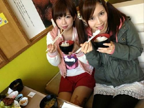紗倉まなさんがちんちんを食べたとブログで報告