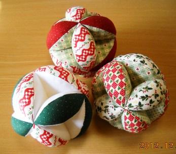 クリスマスボール4