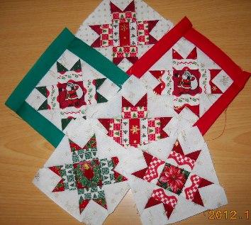 クリスマス ブロック