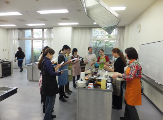 トルコ料理教室