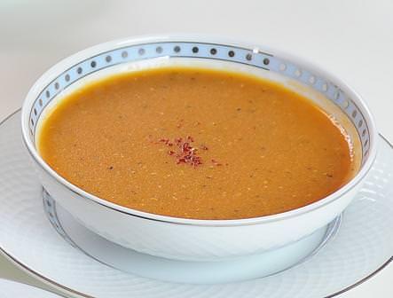 レンズマメスープ