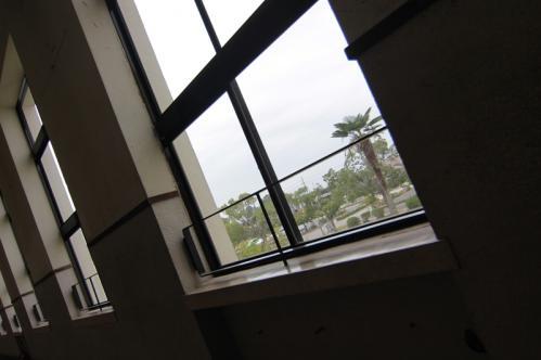 豊郷小学校窓