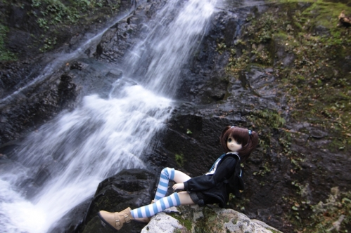 王滝にて2