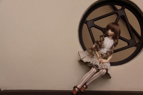 格子窓と5