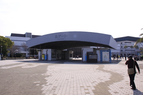 ポートメッセ名古屋ゲート