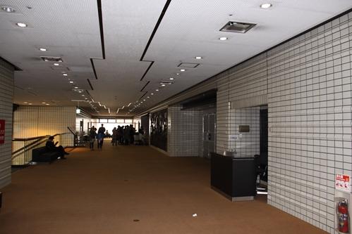 イベント館内部