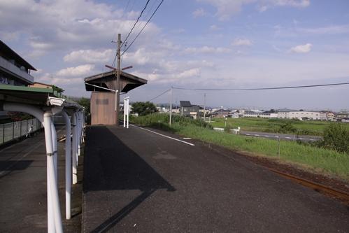 岩水寺駅入口