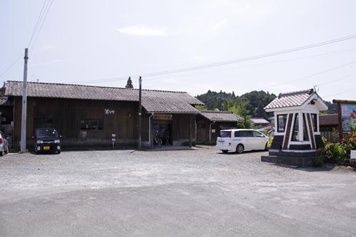 遠江一宮駅駅舎