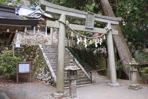 玉置神社拝殿