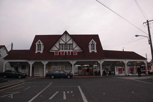 西鹿島駅駅舎