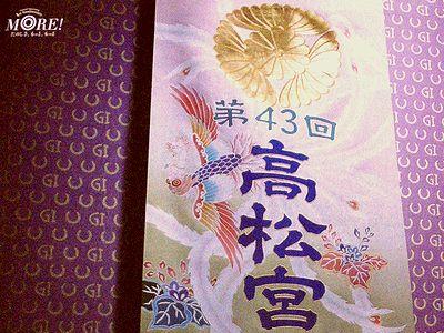 2013年第2回中京競馬パンフレット