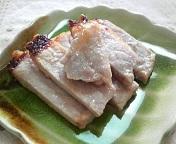 豚肉の塩麹漬