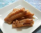 鶏手羽の炭酸煮