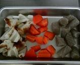 ニンジンの煮物1