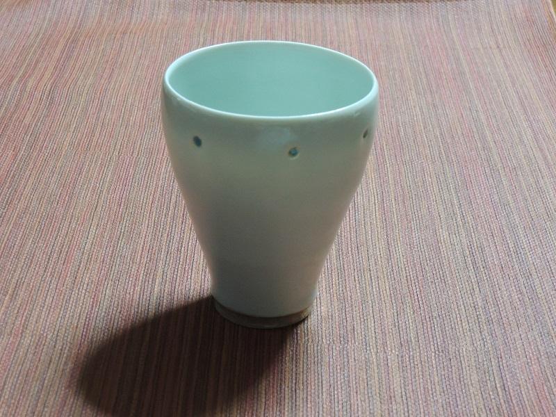 荒木陶房さんのフリーカップ
