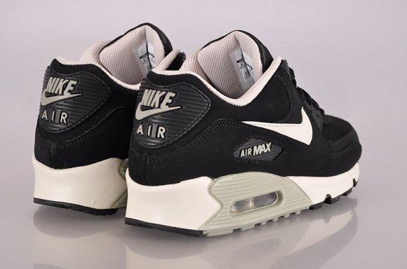 Nike Air Max 90 Essential LTR Black Mine Grey White