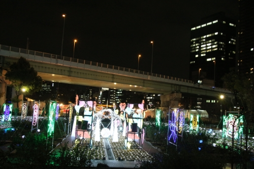 OSAKA光のルネサンス