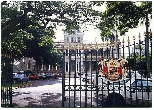 iolani palace 1