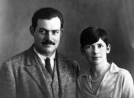 270px-Ernest_and_Pauline_Hemingway,_Paris,_1927